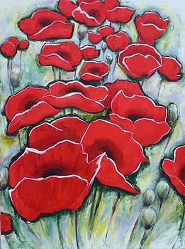 Poppylarity Contest III by Sheila Diemert