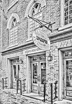 Pops Ice Cream Shoppe by Mary Timman