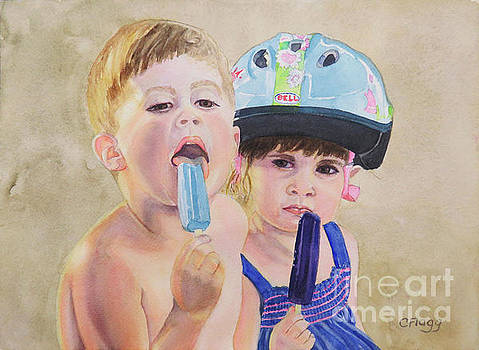 Popsicles by Carol Flagg