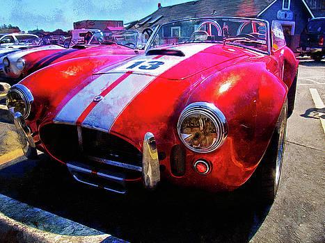 Thom Zehrfeld - Popular Classic Sports Car - Shelby Cobra