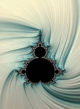Hakon Soreide - Porcelain mandelbrot