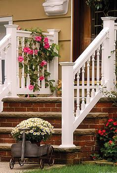 Mike Savad - Porch - Garwood NJ - Suburban Paradise
