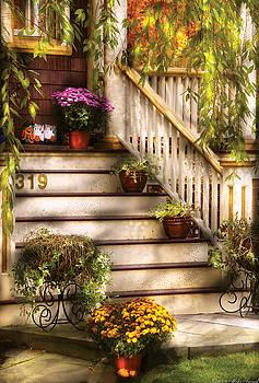 Mike Savad - Porch - Westifeld NJ - Livin