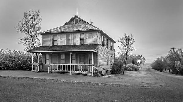 Porch Blues by Wayne Stadler