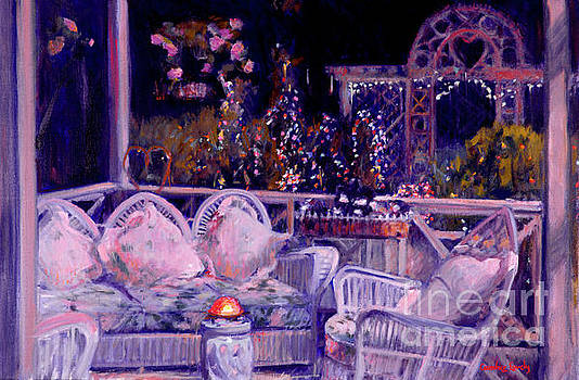 Porch Lights by Candace Lovely