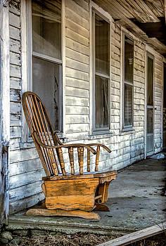 Porch Rocker by Lee Fortier