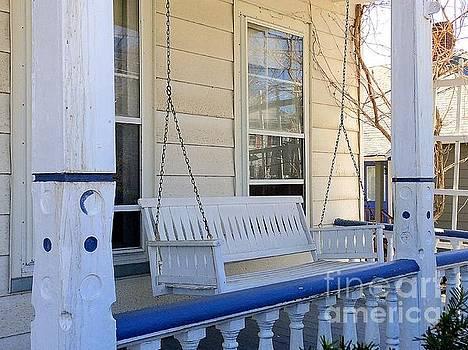 Porch by Vicki Lynn Sodora