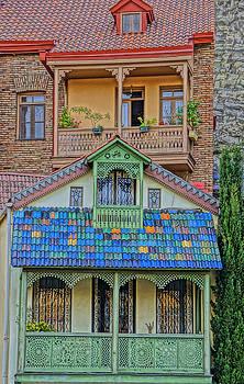 Dennis Cox WorldViews - Porches