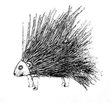 Porcupine by Sherry Rusinack