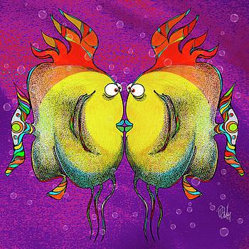 Porggiepuffersmoochers by Daulby