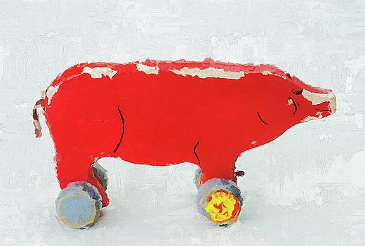 Porky I by Pekka Liukkonen