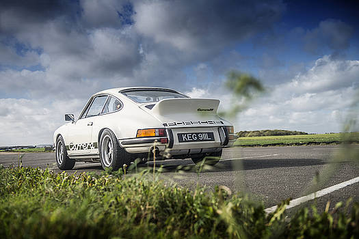 Porsche 2.7 RS by George Williams