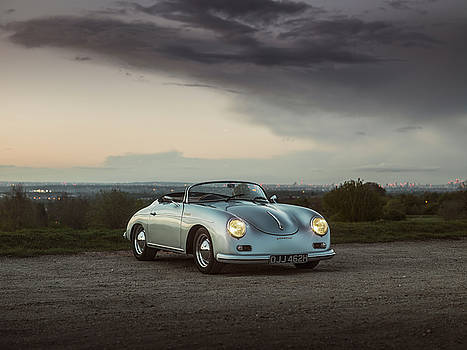 Porsche 356 Speedster by George Williams