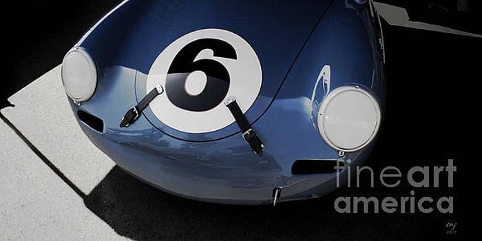 Porsche 6 Ball by Curt Johnson