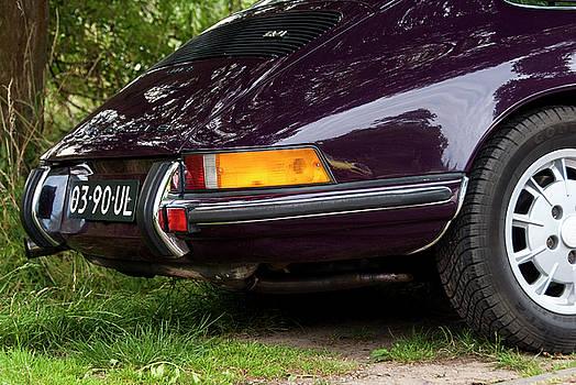 2bhappy4ever - Porsche 911 2.4 in Aubergine