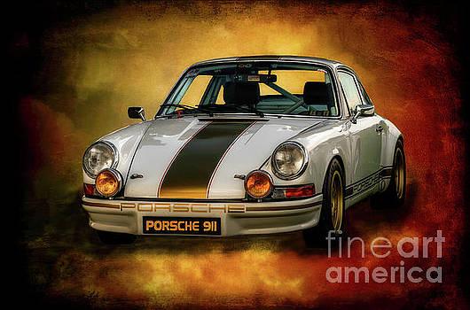Adrian Evans - Porsche 911