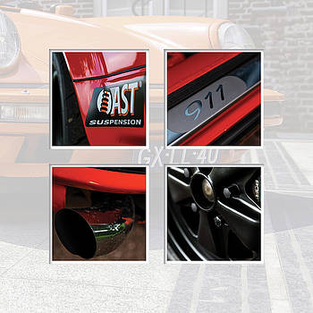 2bhappy4ever - Porsche 911 in detail