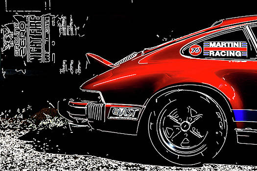 2bhappy4ever - Porsche 911 with white lines