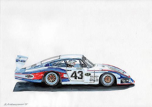 Porsche 935/77 by Rimzil Galimzyanov