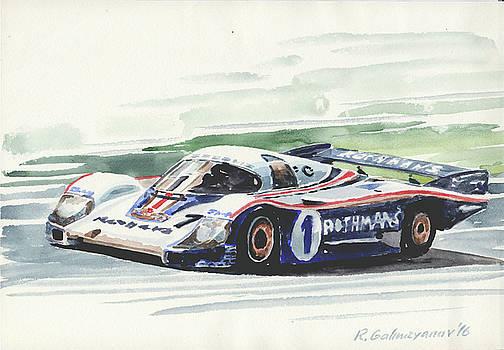 Porsche 956 by Rimzil Galimzyanov