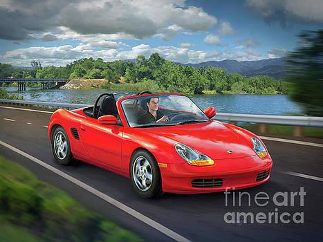 Porsche Boxster by Stu Shepherd
