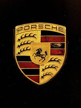 Porsche Logo by Nate Heldman