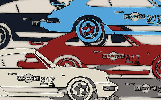 2bhappy4ever - Porsche Martini 317