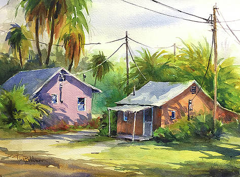Port A Bungalows by Tina Bohlman
