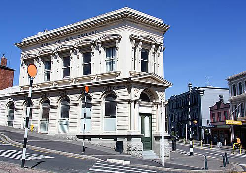 Ramunas Bruzas - Port Chalmers Streets