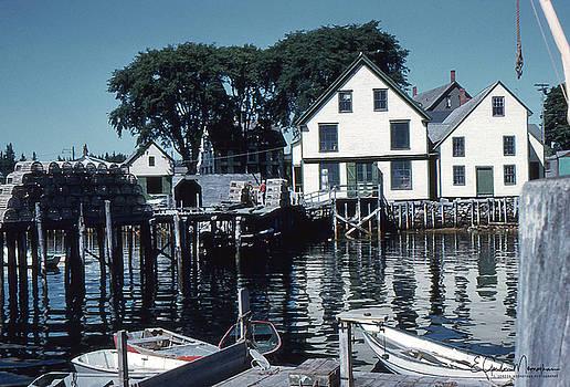 Port Clyde Maine by Gordon Mooneyhan