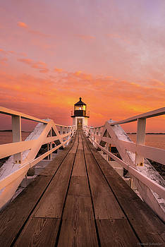 Expressive Landscapes Fine Art Photography by Thom - Port Clyde Maine - Marshall Point