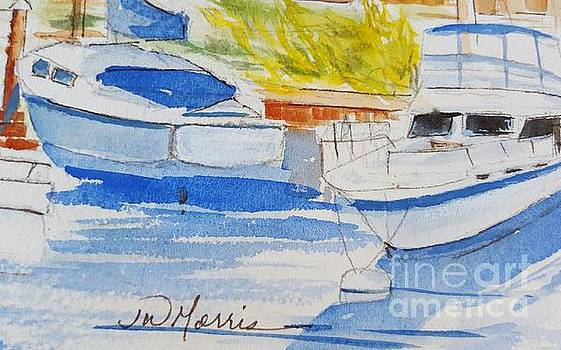 Port Ludlow Marina by Jill Morris