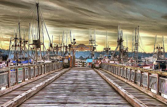 Thom Zehrfeld - Port Of Newport - Dock 5