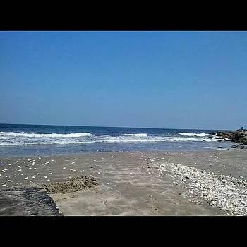 Port Said Beach #portsaid #egypt by Eman Allam
