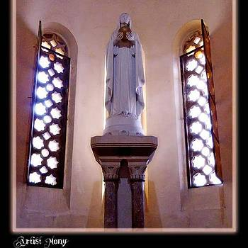 Port Said #cathedral #mary #virgin by Eman Allam