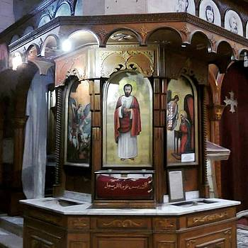Port Said Cathedral #portsaid #egypt by Eman Allam