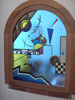 Porta finestra by Morena Di Pressa