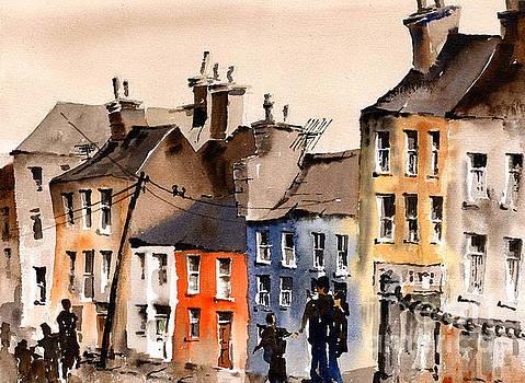 Val Byrne - Portabello, Dublin