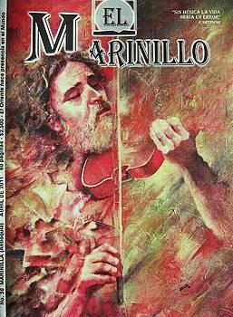 Portada - Elegia by Jesus Alberto Arbelaez Arce