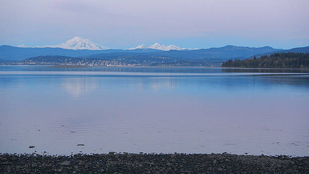Portage Peaceful Waters by A Cyaltsa Finkbonner