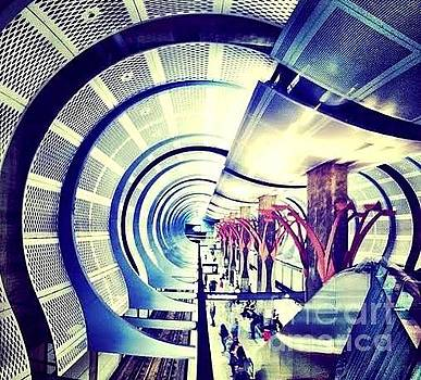 Portal by Alejandra Flores