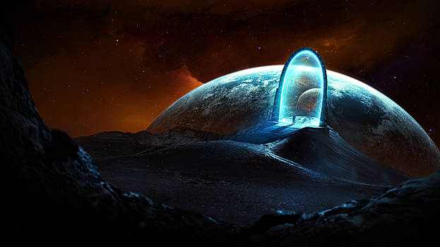 Portal by Tobias Roetsch