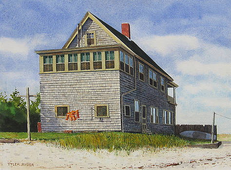 Porter House by Tyler Ryder