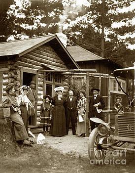 California Views Mr Pat Hathaway Archives - Porter Lodge at 301 Alder, Pacific Grove, circa 1910