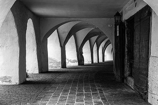 Portico - Sudtirol / Italy by Massimo Mazza