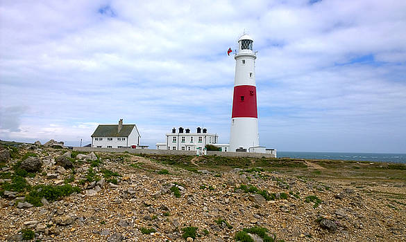 Portland Bill Lighthouse by Gillian Dernie