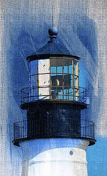 Portland Head Light by Sherman Perry