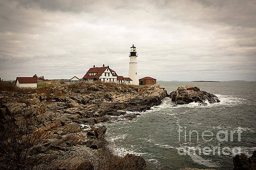 Portland Head Lighthouse by A New Focus Photography