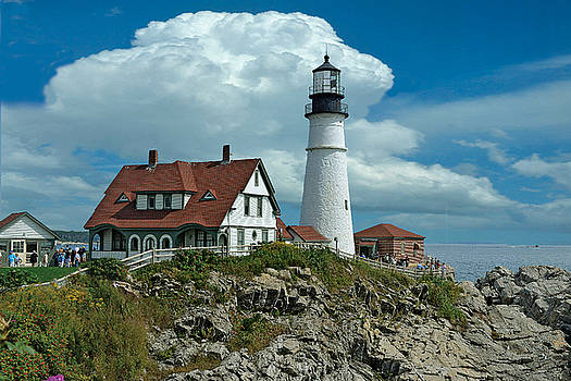 Portland Head Lighthouse by Harold Shull