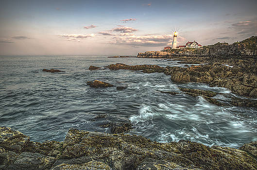 Portland headlight mood vision by David Pratt